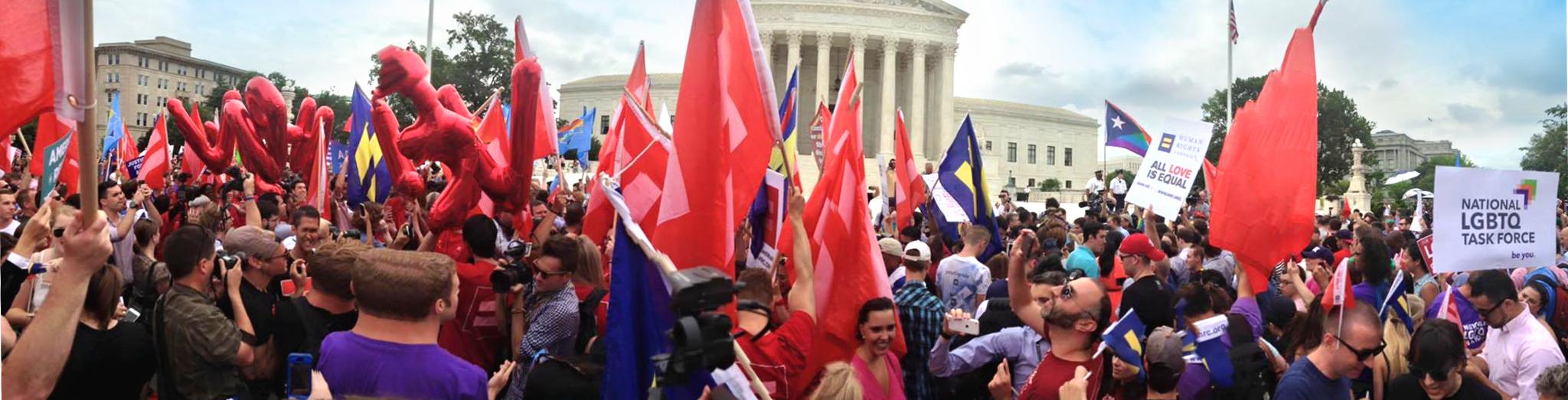 LGBT 2015 USA